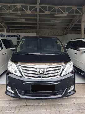 Toyota Alphard G Premium Sound A/T 2012