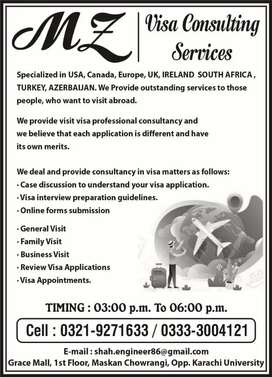 MZ visa consulting services