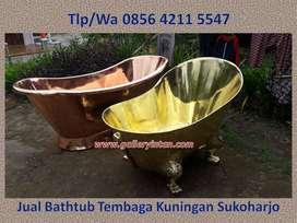 Bak Mandi Tembaga Kuningan Sukoharjo, Bathtub Tembaga Kuningan