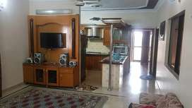 Portion for sale 3 bed Corner With Roof F.B Area block 9