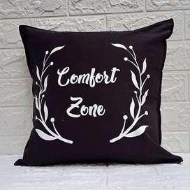 """Sarung Bantal Sofa 40x40 New Motif """"Comfort Zone"""" / Sarung Bantal Sofa"""
