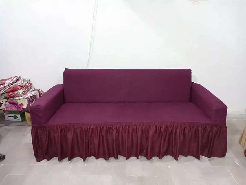 Fitted sofa cover 0