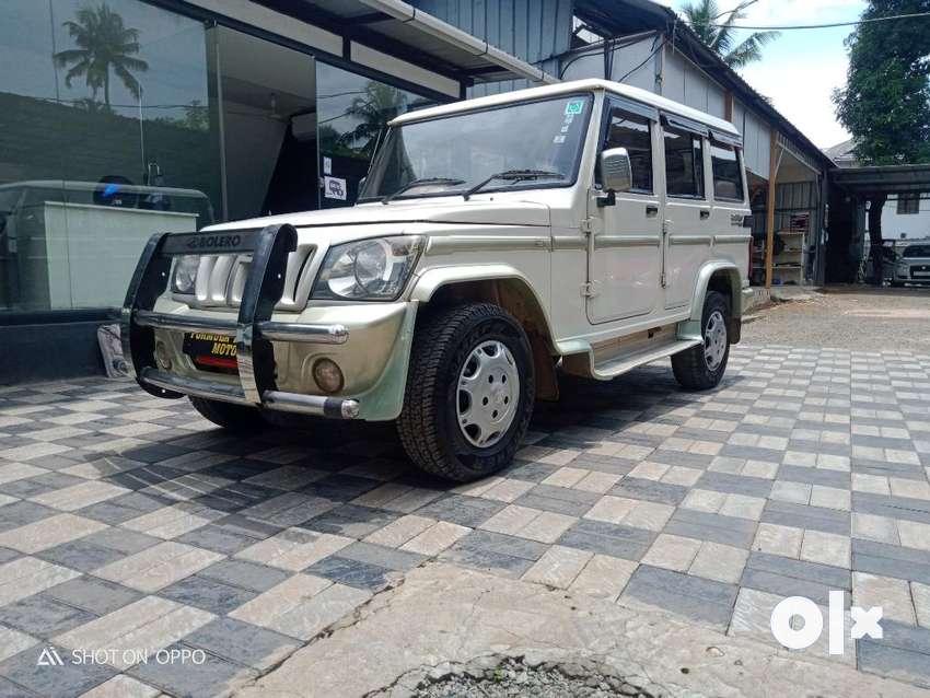 Mahindra Bolero SLX BS IV, 2011, Diesel 0