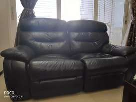 Leather recliner for sale