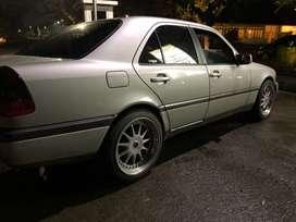 W202 c200 tahun 1995