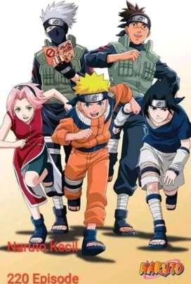 Film Naruto Full Sampe Tamat Bonus Hardisk 250 GB