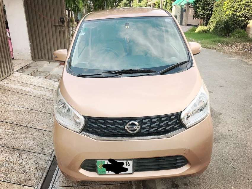 Nissan Days 2014 Model with Excellent Condition 0