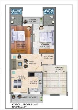 2 bhk Flat for sale in PEER MUCHALLA, PUNJAB
