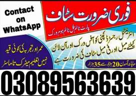 Daily sochail mediya add posting job and daily earning