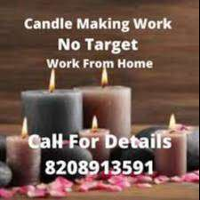 Candle Making Work From Home No Target No Marketing