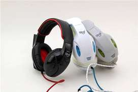 SIBYL S28 BACKLIT GAMING DOUBLE PIN HEADPHONE