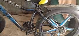 Thriller fat bike