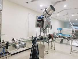 Mineral Water Plant. Ro plant. water Filter Plant