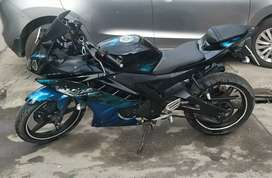 Bike in mint condition.. Next to showroom. Only run 10500km