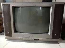 Tv tabung 21in merk sharp ori normal