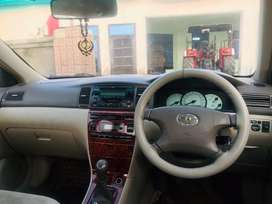 Toyota Corolla 2006 Petrol Good Condition