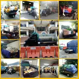 Carteran / carter pickup / angkutan barang / pindahan / mobil muatan
