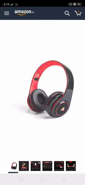 Over-Ear Bluetooth Wireless Headphone