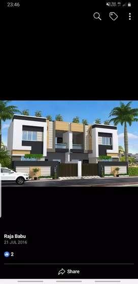 Perfect duplex villa
