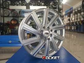 VELG MOBIL RACING HSR CIAO R16X6,5 H 8X100/114,3 ET45 for avanza jazz