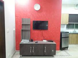 5 Marla Luxury Full Furnished uper Portion for Rent in Bahria Town