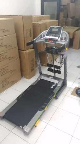 Promo Murah Treadmill Elektrik Sepeda Statis Home gym ID 125