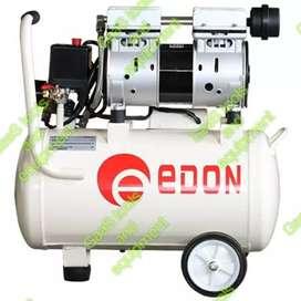 EDON Kompresor Oiles 0.75HP 25L Silent Oiless Compressor lakoni bs cod