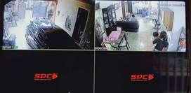 Paket CCTV Spc siap pasang harga all in