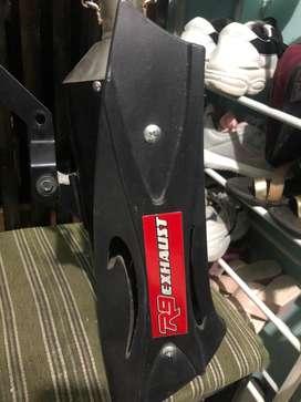 Knalpot R9 Exhaust Misano Series