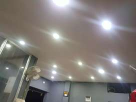 Shop for rent security money 50000 and 140000 for furnifures )
