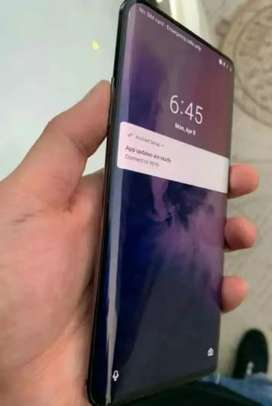 Luring display in Oneplus 7 Pro_128GB