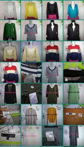 Paket Usaha Murah Baju Import Branded