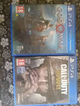 PS4 CD ONLY