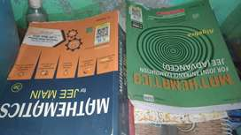 Jee mains and advanced cengage books