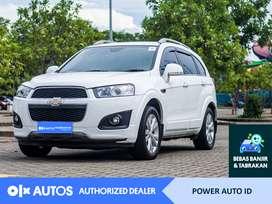 [OLX Autos] Chevrolet Captiva 2015 Bensin 2.0 A/T Putih #Power Auto ID