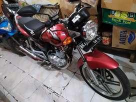 Suzuki Thunder 2011 Simpanan (Km.16rb) Original