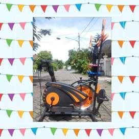 Sepeda Statis Orbitrack Bike 5 in 1 // Ciecie Circle 08S25