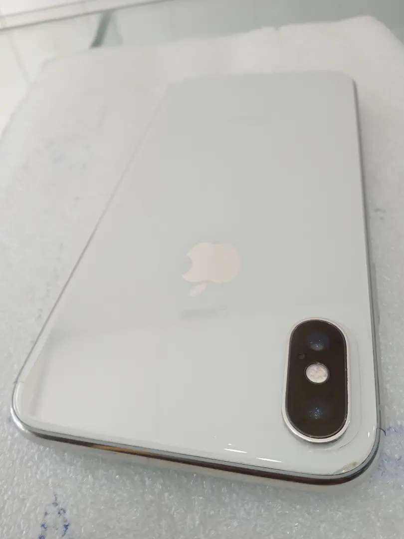 iPhone X 256Gb complete box 9.5/10 condition PTA approved