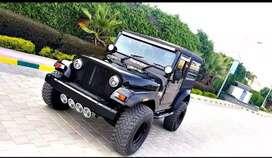 Thar jeep modify