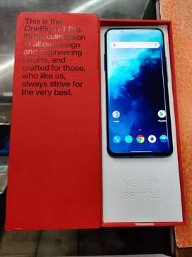 20 days Old OnePlus 7T Pro available with full Kit bill and warranty.