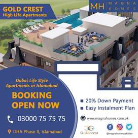 Gold Crest High Life Apartments