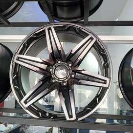 Velg Mobil pajero ring 20 HSR bisa tukar tambah dan dicicil