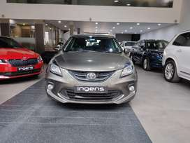 Toyota Glanza V CVT, 2019, Petrol