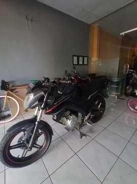 Bali dharma motor jual yamaha vixion 2013 posisi di bali