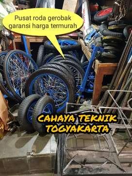 PROMO ONGKIR (CAHAYA TEKNIK) pusatnya roda gerobak jaminan kualitas