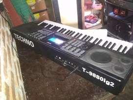 Jual keyboard techno