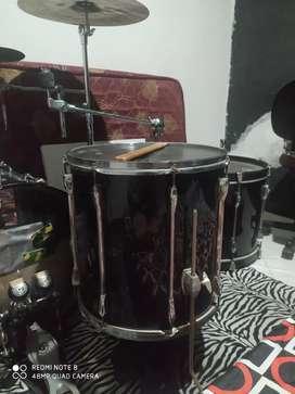 Floor 16 inc pearl 8 lug cocok untuk upgrade ke bass drum