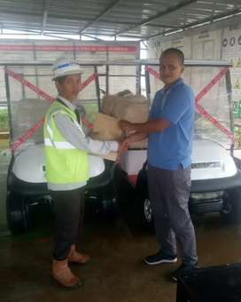supplier golf car jakarta