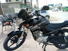 Yamaha ybr 125 2018 model Black, 19 registered