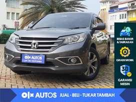 [OLXAutos] Honda CRV 2.4 Prestige A/T 2013 Abu - Abu